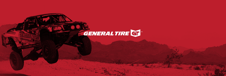 General Tire - Anywhere is possible